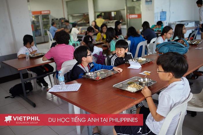 trại hè tiếng Anh tại Philippines