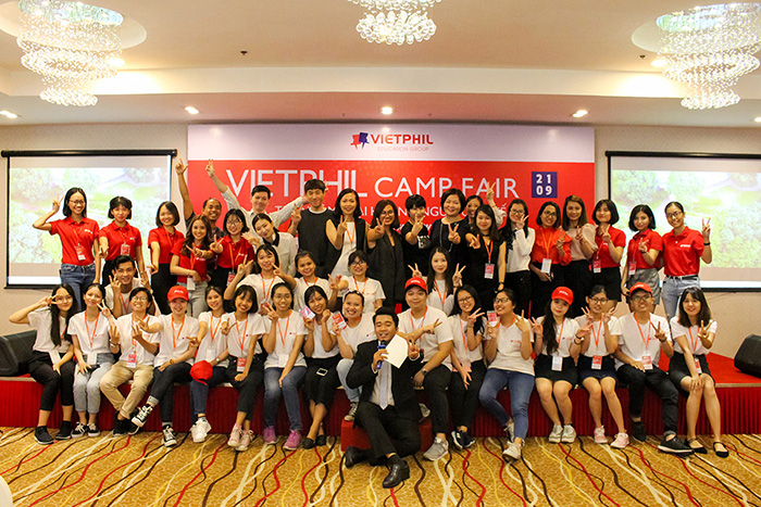 VietPhil Camp Fair - HCM