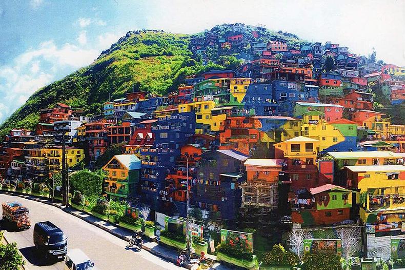 du-lich-Baguio-Philippines