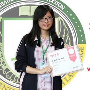 Wang Ju-Mei (Học viên Đài Loan)