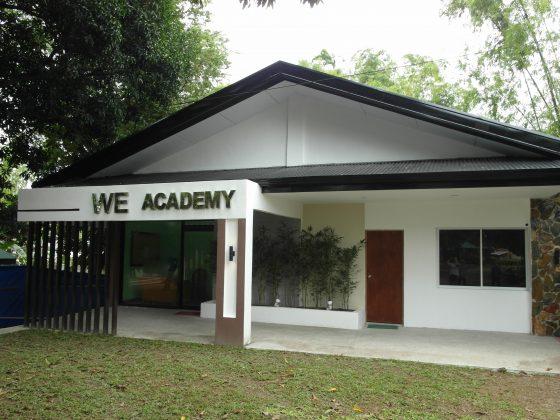 học tiếng anh tại trường we academy