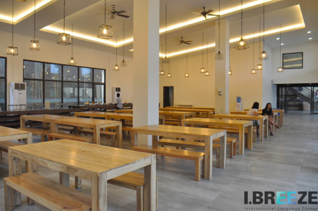 I-BREEZE-Cafeteria