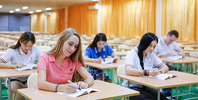 Hoc tieng Anh tai Philippines - Luyen thi IELTS