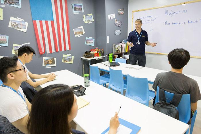Hoc tieng Anh tai Philippines - Luyen thi TOEFL
