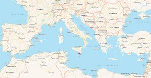 Bản đồ Malta