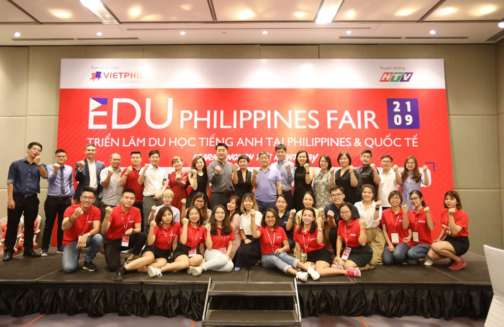 EduPhilippines Fair 2019 tai TP.HCM