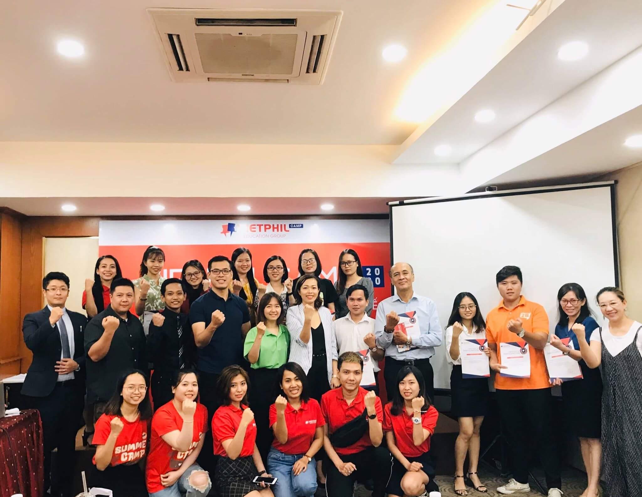 VietPhil-Camp-Seminar-Group-HCM