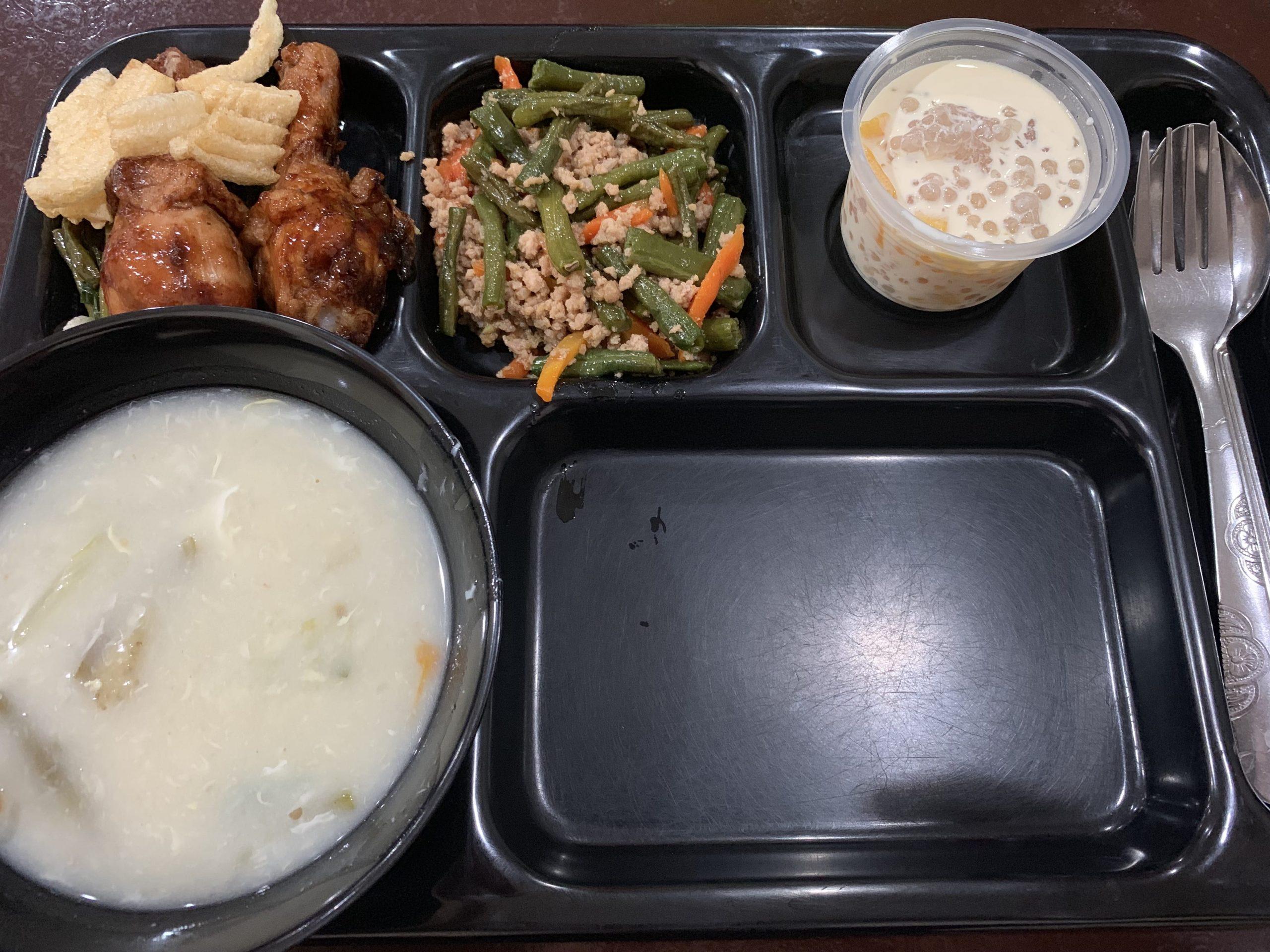 Những bữa ăn đầy đủ dinh dưỡng, được chế biến bởi những đầu bếp người Nhật