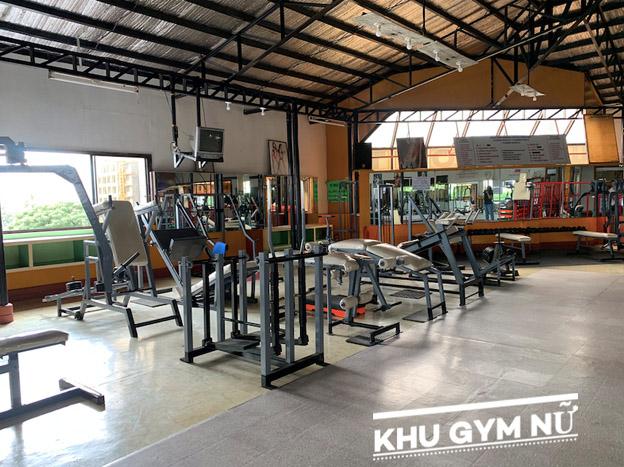 Phong Gym truong Target