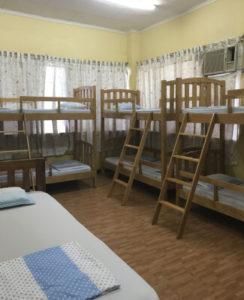 Cơ sở vật chất phòng ngủ EMO Academy