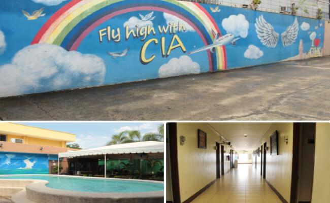 Cơ sở vật chất trường anh ngữ CIA