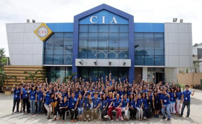 Đội ngũ giảng viên trường anh ngữ CIA