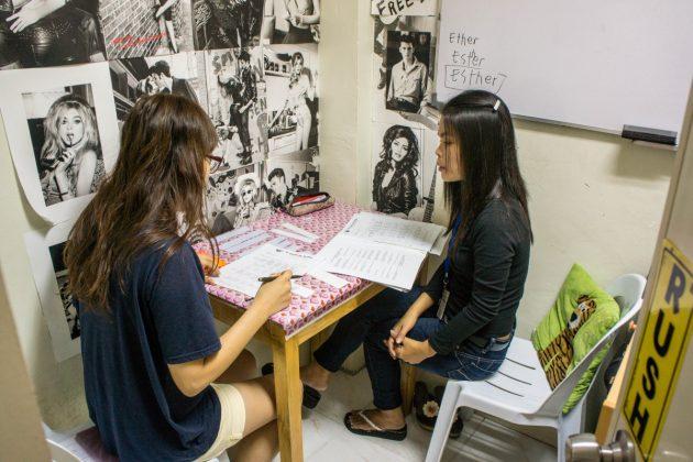 Học Tiếng Anh Tại Trường Fella 01