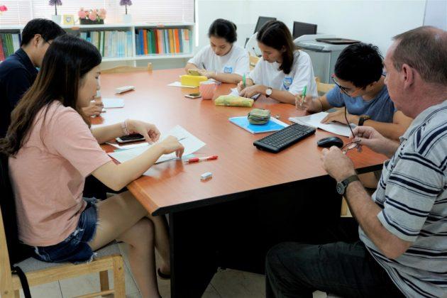 Học Tiếng Anh Tại Trường Fella 02