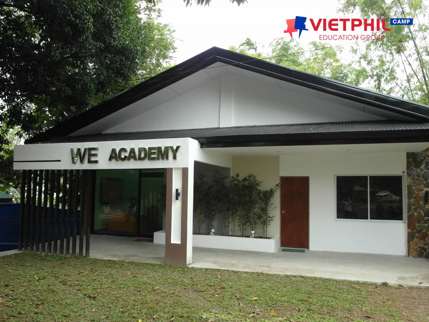 Trường Anh Ngữ We Academy 01